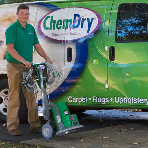 Trust Chem-Dry for your carpet and upholstery cleaning service needs
